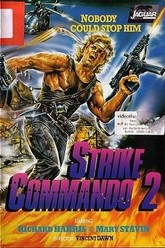 Strike Commando 2 Trailer