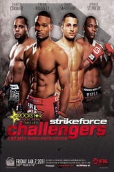 Strikeforce Challengers 13: Woodley vs. Saffiedine Trailer