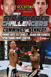 Strikeforce Challengers 3: Kennedy vs. Cummings Trailer