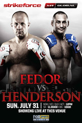 Strikeforce: Fedor vs. Henderson Trailer