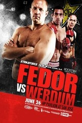 Strikeforce: Fedor vs. Werdum Trailer