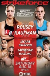 Strikeforce: Rousey vs. Kaufman Trailer