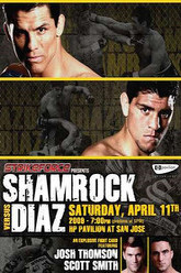 Strikeforce: Shamrock vs. Diaz Trailer