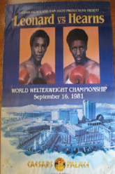 Sugar Ray Leonard vs Thomas Hearns Trailer