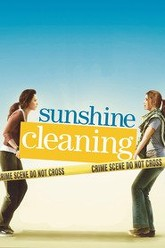 Sunshine Cleaning Trailer