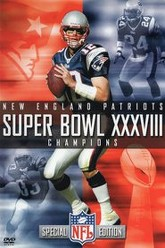 Super Bowl XXXVIII Champions New England Patriots 2003 Trailer