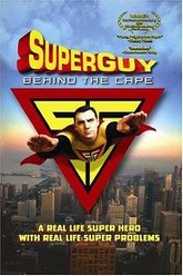Superguy: Behind the Cape Trailer