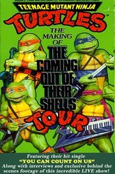 Teenage Mutant Ninja Turtles: The Making of The Coming Out of Their Shells Tour Trailer