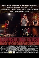 Tell Your Friends! The Concert Film! Trailer
