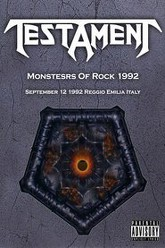 Testament: [1992] Monsters Of Rock Italy Trailer