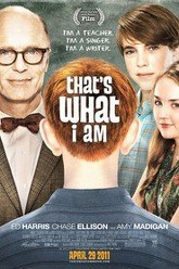 That's What I Am Trailer