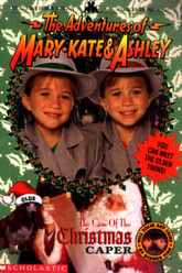 The Adventures of Mary-Kate & Ashley: The Case of the Christmas Caper Trailer