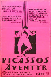 The Adventures of Picasso Trailer