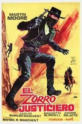 The Avenger, Zorro Trailer
