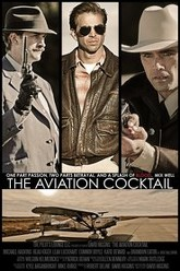 The Aviation Cocktail Trailer