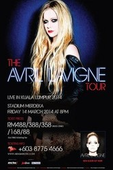 The Avril Lavigne Tour in Brasil Trailer