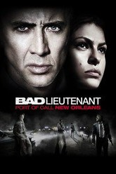 The Bad Lieutenant: Port of Call - New Orleans Trailer