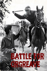 The Battle For Orgreave Trailer