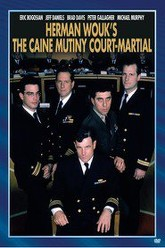 The Caine Mutiny Court-Martial Trailer
