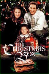 The Christmas Box Trailer