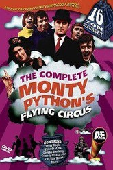 The Complete Monty Python's Flying Circus 16-Ton Megaset Trailer