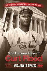 The Curious Case of Curt Flood Trailer