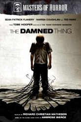 The Damned Thing Trailer