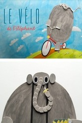The Elephant and The Bicycle Trailer