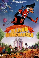 The Fabulous Adventures of the legendary Baron Munchausen Trailer