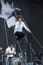 The Hives at Rock Am Ring Trailer