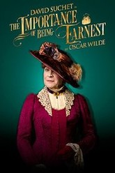 The Importance of Being Earnest on Stage Trailer