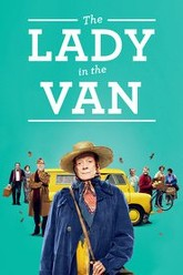 The Lady in the Van Trailer