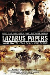 The Lazarus Papers Trailer