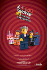 The LEGO Movie 4D: A New Adventure Trailer
