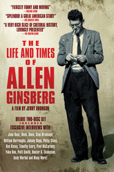 The Life and Times of Allen Ginsberg Trailer