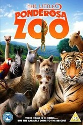 The Little Ponderosa Zoo Trailer