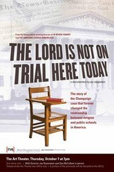 The Lord is Not On Trial Here Today Trailer
