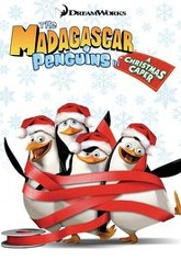 The Madagascar Penguins in a Christmas Caper Trailer
