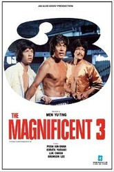 The Magnificent 3 Trailer