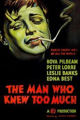 The Man Who Knew Too Much Trailer