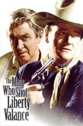 The Man Who Shot Liberty Valance Trailer
