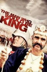 The Man Who Would Be King Trailer