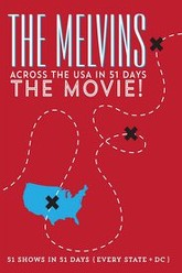 The Melvins: Across the USA in 51 Days: The Movie! Trailer