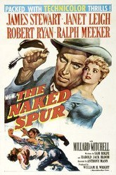 The Naked Spur Trailer