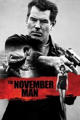 The November Man Trailer