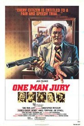 The One Man Jury Trailer