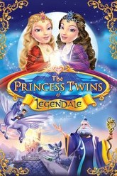 The Princess Twins of Legendale Trailer