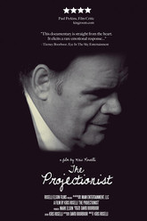 The Projectionist: A Passion for Film Trailer