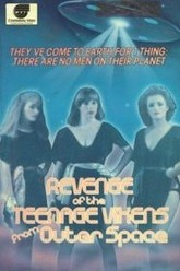 The Revenge of the Teenage Vixens from Outer Space Trailer