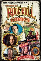 The Story of Rock 'n' Roll Comics Trailer